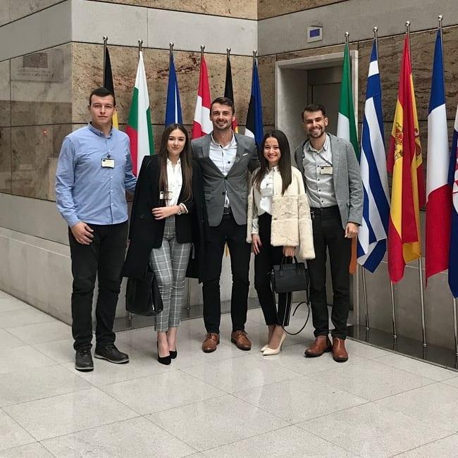 Predstavnici mreSVUBIH-a na sastanku u EU delegaciji BiH